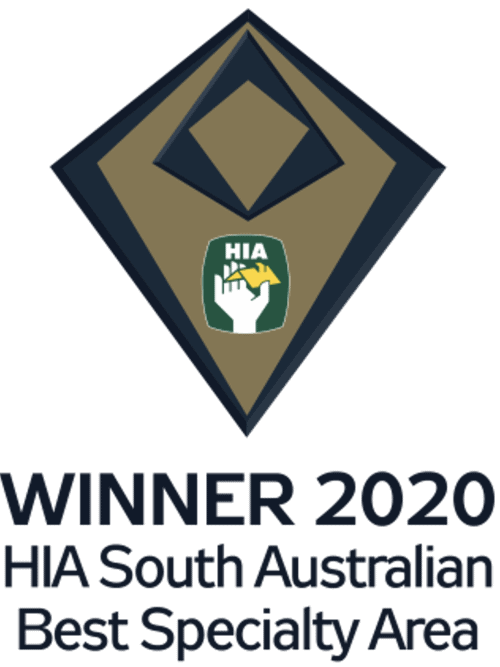 HIA Award Best Speciality Area 2020