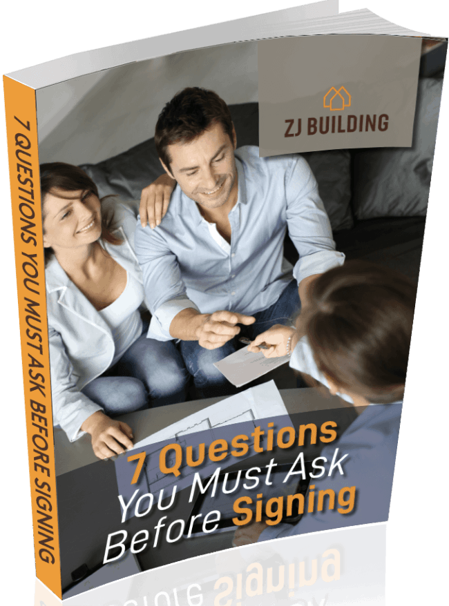 7 Questions You Must Ask Before Signing